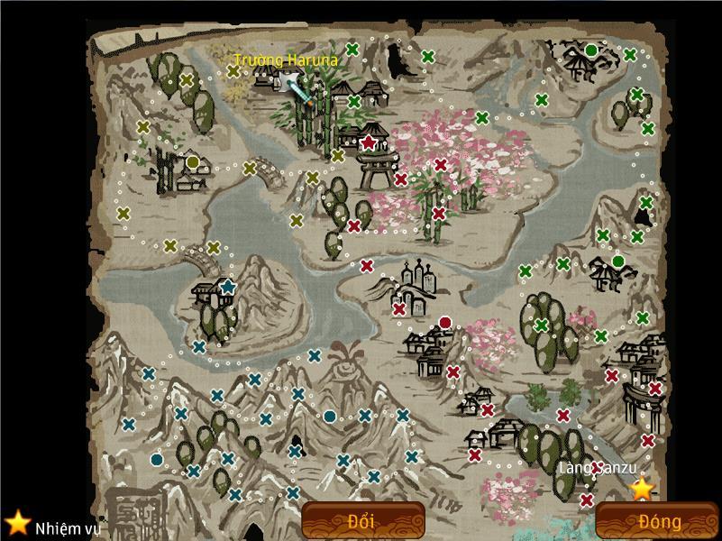 NINJA SCHOOL ONLINE - GAME ONLINE | VECHAI321 XTGEM COM